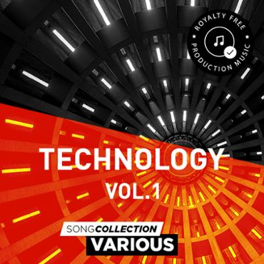 Technology Vol. 1 - Royalty Free Production Music
