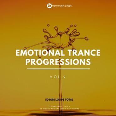 Emotional Trance Progressions Vol 2