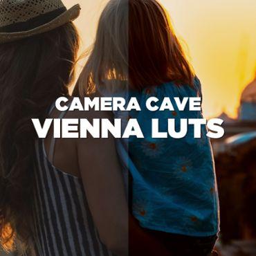 Camera Cave Vienna LUTs
