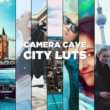 Camera Cave City LUTs