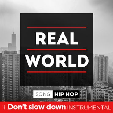 Don't slow down - instrumental