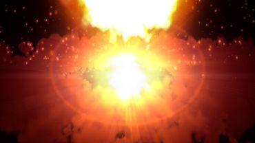 Atomic explosion-1