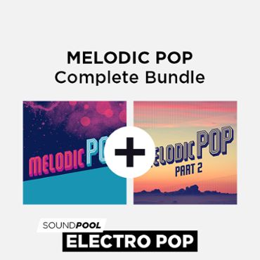 Electro Pop - Melodic Pop - Complete Bundle
