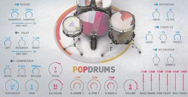 Pop Drums