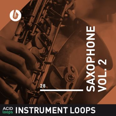 Saxophone Vol. 2