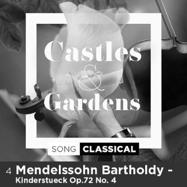 Medelssohn Bartholdy - Kinderstueck Opus72 No4