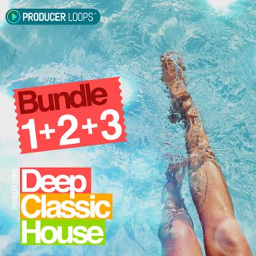 Deep Classic House Bundle (Vols 1-3)