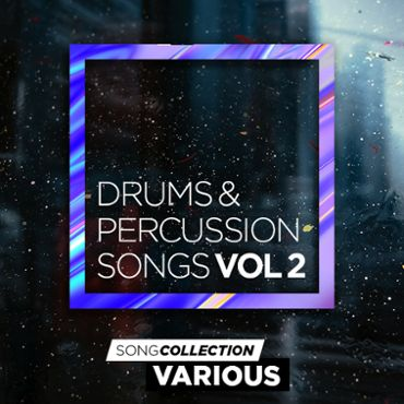 Drums & Percussion Songs Vol. 2