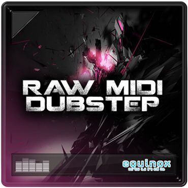 Raw MIDI Dubstep