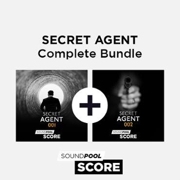 Secret Agent - Complete Bundle