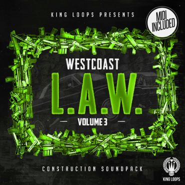 West Coast L.A.W. Vol 3