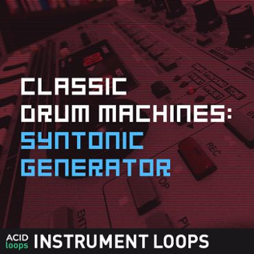 Classic Drum Machines - Syntonic Generator