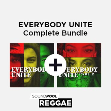 Reggae - Everybody Unite - Complete Bundle