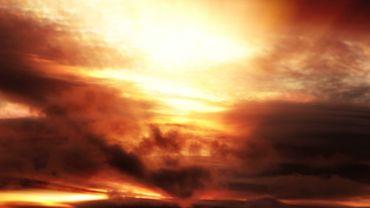 Clouds Time Lapse Loop