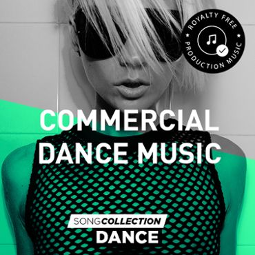 Commercial Dance Music - Royalty Free Production Music
