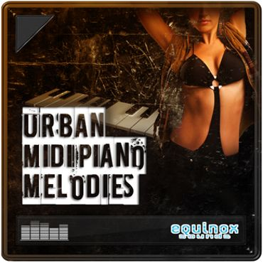 Urban MIDI Piano Melodies