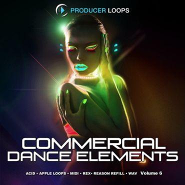 Commercial Dance Elements Vol 6