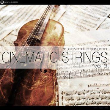 Cinematic Strings Vol 3
