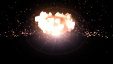 Atomic explosion-3