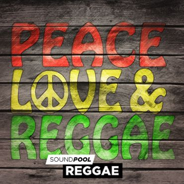 Reggae - Peace Love and Reggae