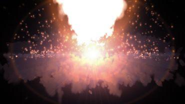 Atomic explosion-4