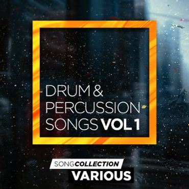 Drum & Percussion Songs Vol. 1