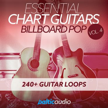 Essential Chart Guitars Vol 4: Billboard Pop