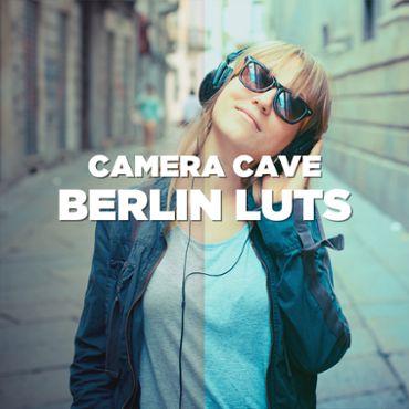 Camera Cave Berlin LUTs