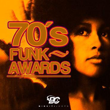70s Funk Awards