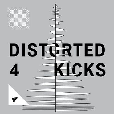 Distorted Kickdrums 4
