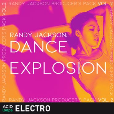 Randy Jackson Producer's Pack Vol. 2 Dance Explosion
