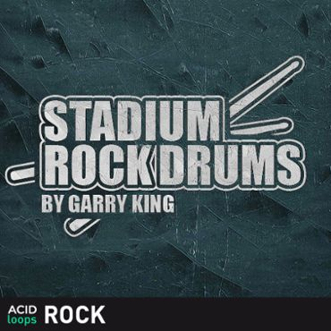 Stadium Rock Drums
