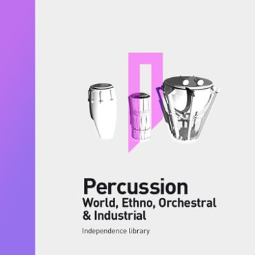 World, Ethno, Orchestral & Industrial Percussion
