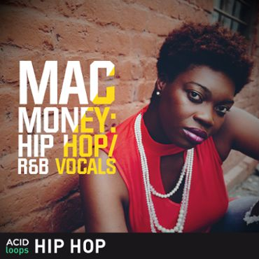 Mac Money - Hip Hop and R&B Vocals