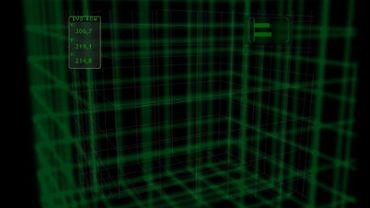 HD Matrix cube