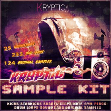 Kryptic Sample Kit