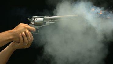 Firing A Gun