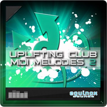 Uplifting Club MIDI Melodies 2