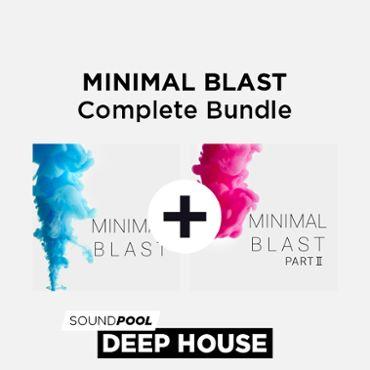 Deep House - Minimal Blast - Complete Bundle