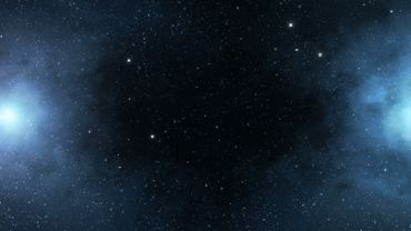 Space travel background