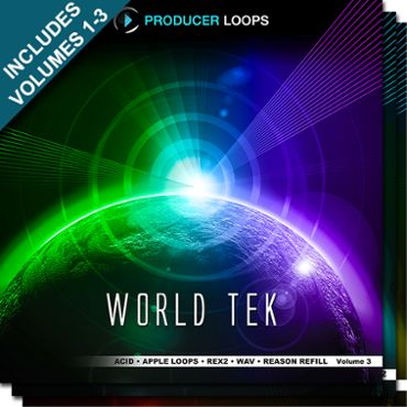 World Tek Bundle (Vols 1-3)