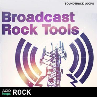 Broadcast Rock Tools