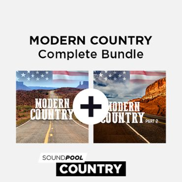 Country - Modern Country - Complete Bundle