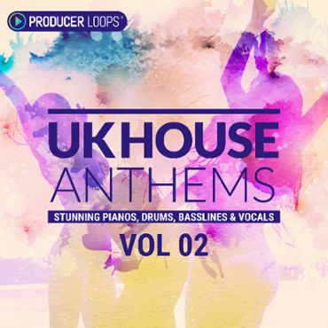 UK House Anthems Vol 2