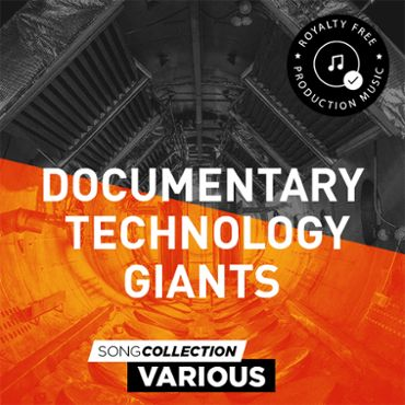 Documentary Technology Giants - Royalty Free Production Music