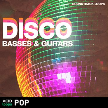 Disco Basses & Guitars