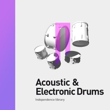 Acoustic & Electronic Drums