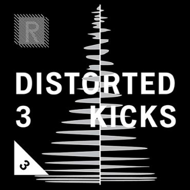 Distorted Kickdrums 3