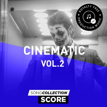 Cinematic Vol. 2 - Royalty Free Production Music