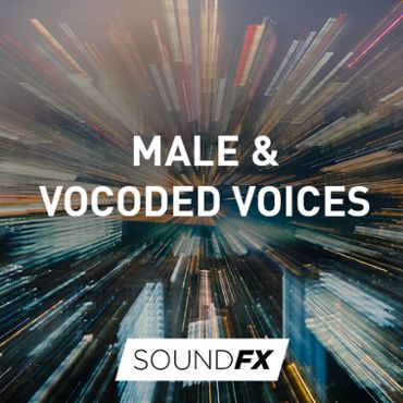 Male & Vocoded Voices